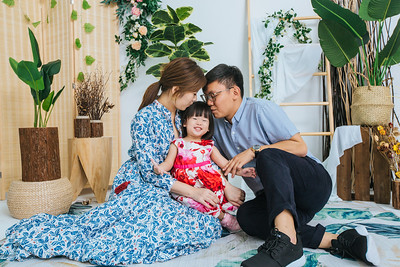 The Kim's Family