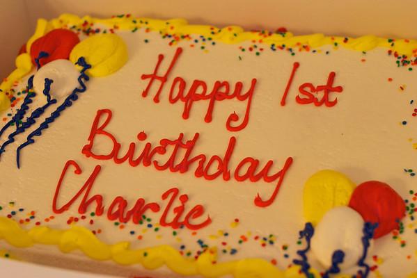Charlie's Birthday BBQ