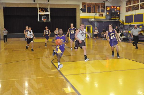 Basketball: Ellsworth boys vs. Bucksport Nov. 24