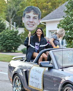 Avon Homecoming Parade 2019