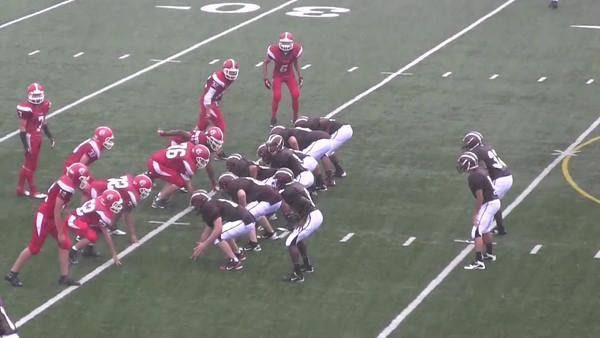 Video of Freshmen vs Bishop Ahr