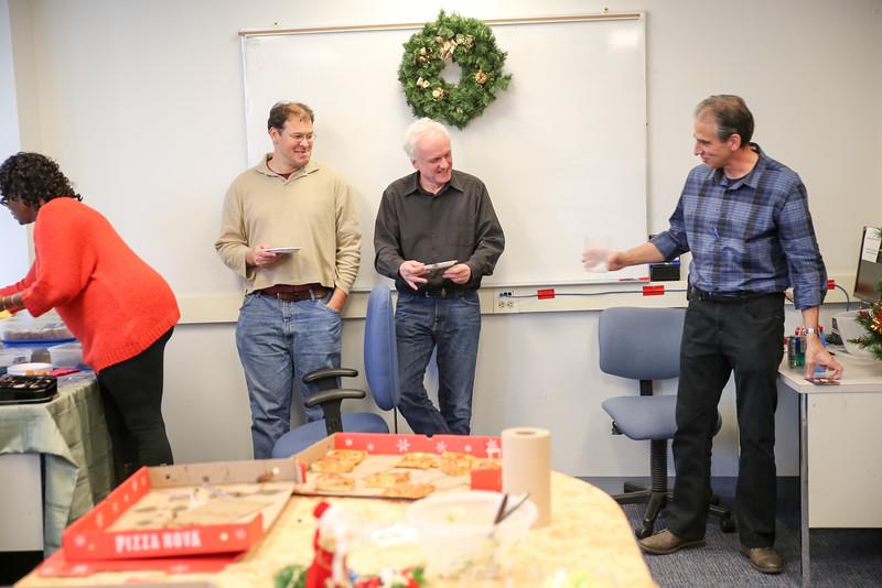 I&T Service Desk Christmas Party