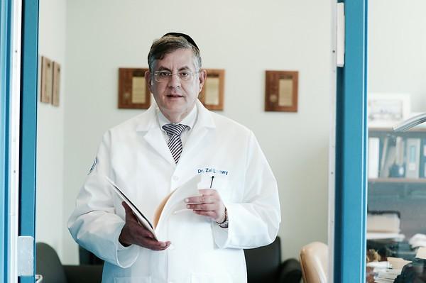 Professor Zvi Loewy, Ph.D