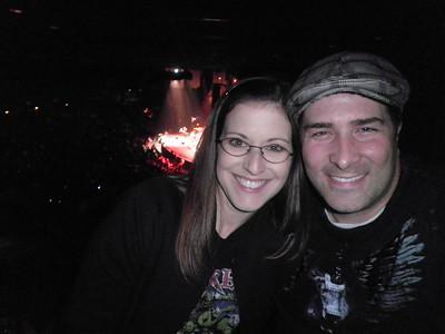 2011 0309 Eric Clapton Gibson Amphitheatre