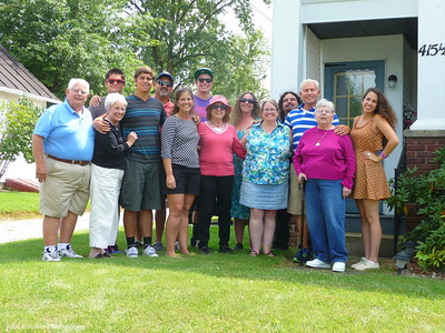 Stout Family Reunion 2013