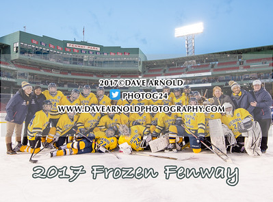 1/10/2017 - Girls Varsity Hockey - Frozen Fenway - BB&N vs Nobles