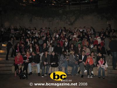 Singing Santas - 19 December, 2008