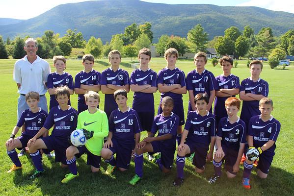 Upper School Soccer Teams
