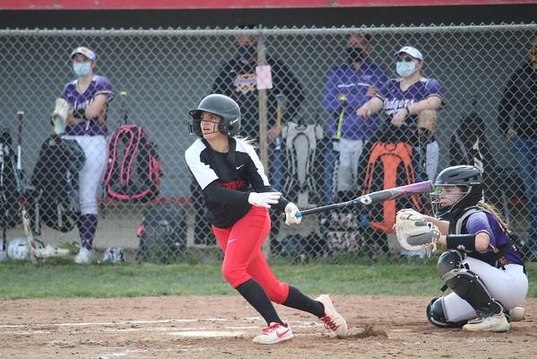 '21 Cardinal Vs Berkshire Softball Game
