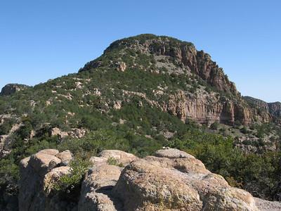 Atascosa Peak - Apr. 24, 2010