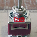 SKU: AE-SWITCH/9T, 3 Position Toggle Switch with 9 PIN Terminals for CNC Automation