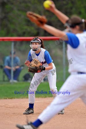 JV Softball - St. Johns at Mason - May 1