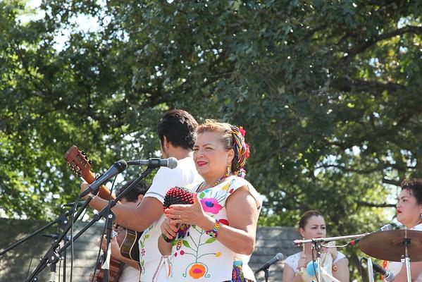Third Latin American Festival