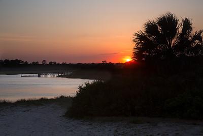Beach St Augustine