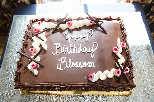 Blossom's Birthday