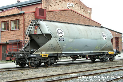 VTG Freight Wagons