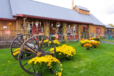 Vermont Towns and Country Stores