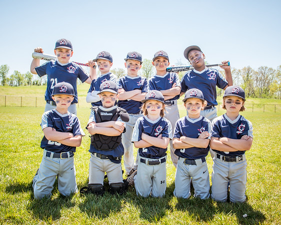 USSSA Diamond 7U knox