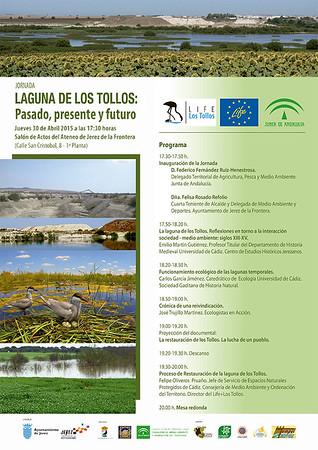 Jornada Laguna de los Tollos. Jerez