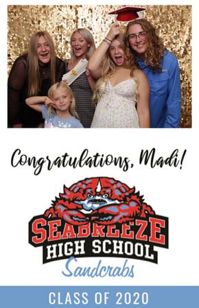 Madi's Grad Party 2020