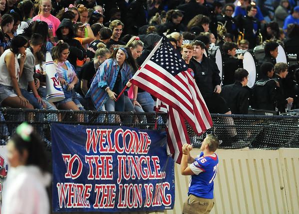 Moore vs Tulsa Union football