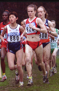 World XC Champs - Lisa'04