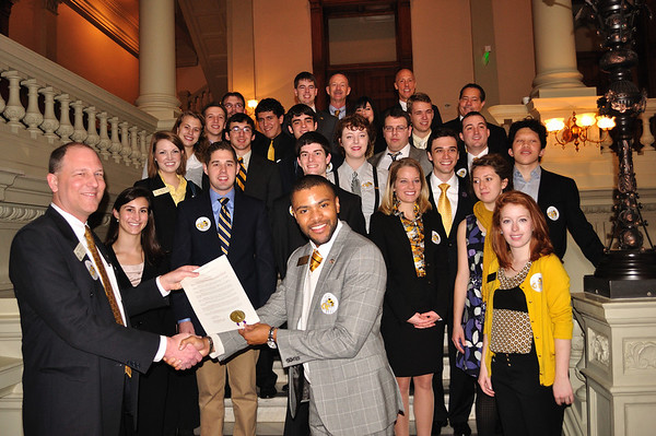 2011 GT Student Day at the Capitol