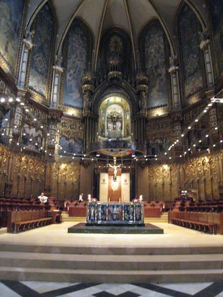 Montserrat - Benedictine Monastery - Basilica