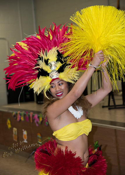Filipino-American Association Luau