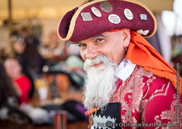 Pirate Portraits