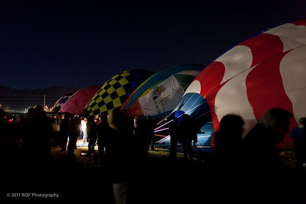 2011 Albuquerque International Balloon Fiesta - 2nd Sunday