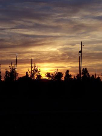 Sunset 20050606