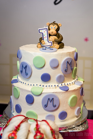 Marcela's 1st Birthday | Decorations and More