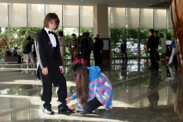 Leonie and 2010 Tokyo International Film Festival