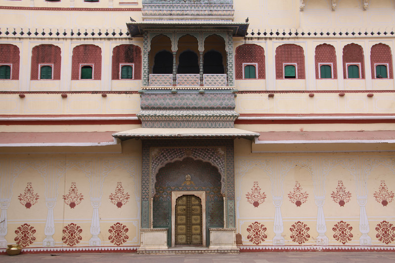 City Palace complex Jaipur