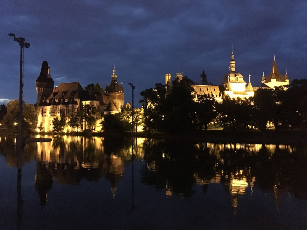 Vajdahunyad Castle - How to spend 2 days in Budapest