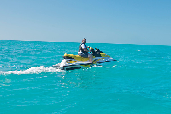 2011.11.27 SeaDoo'ing Turks and Caicos