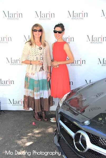 Cheriann Reed and Leda Simonsen