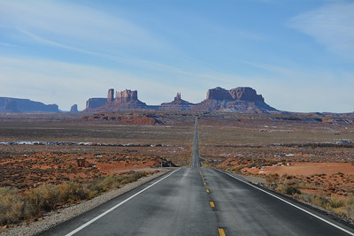 Monument Valley Tribel Park