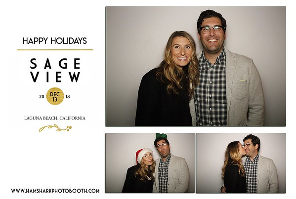Sage View Holiday Party 2018