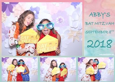 Abby's Bat Mitzvah