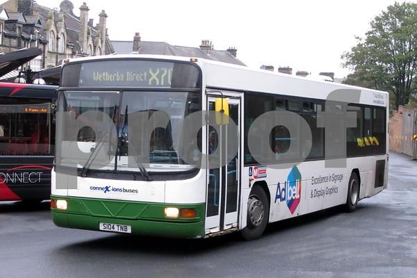 York and Harrogate September 2014