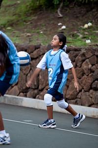 Kamehameha Volleyball