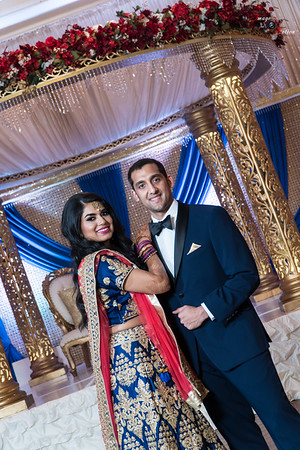 AMY AND NEHAL RECEPTION 2