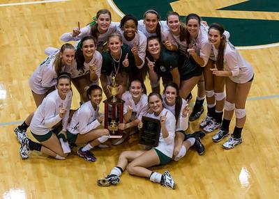 Volleyball October 9, 2014