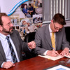 Gibraltar Health Authority signs agreement with St George's Hospital