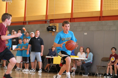 LASD 6th Grade Basketball Tournament 5/27/11