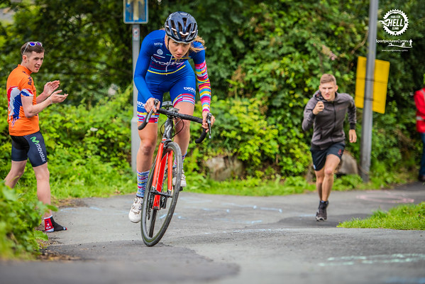 Rebecca Richardson Hill Climb Video