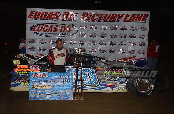 Kentucky Lake Motor Speedway (KY) 10/30