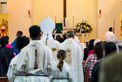OLOFC - Fatima Centenary Mass of Thanksgiving and Social